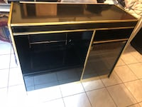 Black Entertainment Center w/ Drawer in Like New Condition! Miami, 33175