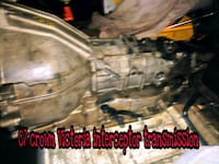 07 crown vic transmission Shreveport