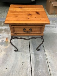Side table, very good quality