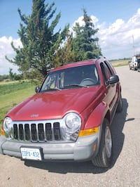 2006 Jeep Liberty Caledon