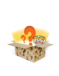 Funko pop mystery box Saint Thomas, N5R 5R6