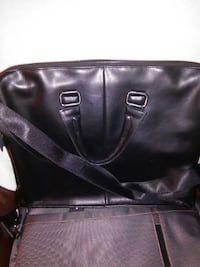 genuine leather laptop bag Québec, H9C 1X5