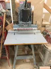 Line bore machine with table Summerville, 29483