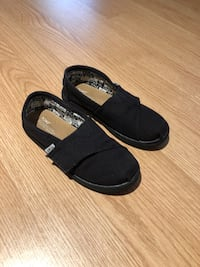 pair of black slip-on shoes Newmarket, L3X 3H3