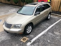 Fully loaded 2006 Chrysler Pacifica Touring only 113000 miles $4400 obo Catonsville, 21228