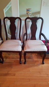 Cherry Wood Dining Room Chairs  Laurel