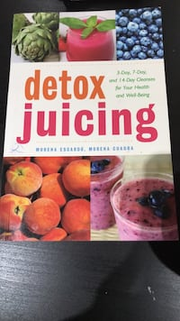Detox Juicing - brand new Brampton, L6P 3G9