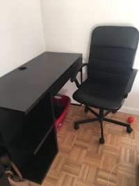 IKEA chair and desk  NEWYORK