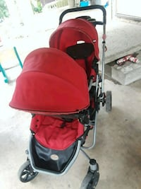 Kolcraft counties double stroller Campbell, 44405