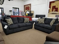 Brand new Ashley furniture wixson model sofa and loveseat College Park