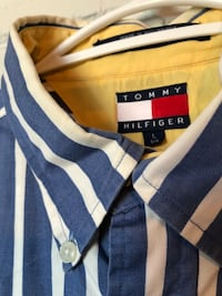 Tommy Hilfiger Button Up Toronto, M6R 2M9