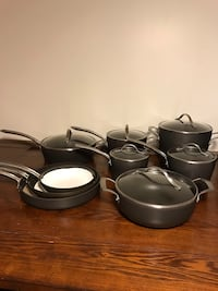 15pcs Costco Non Stick Cookware 547 km