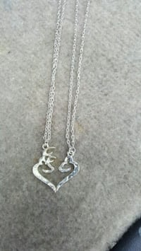 His doe her buck couples necklaces  Piney Flats, 37686