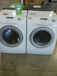 Maytag Neptune frontload washer and dryer set  Englewood, 80110