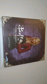 Buffy the Vampire Slayer Board Game NEW SEALED  Occoquan Historic District, 22125