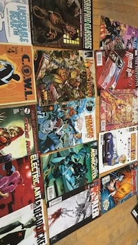 assorted Marvel comic book collection Montreal, H3W 2E7