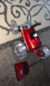 Monster Spinning Turbo Tumbler RC Toy Car