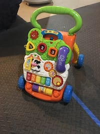 Vtech sit you stand learning walker London, N6A