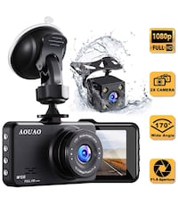 Brand new Dash Cams for Cars Front and Rear Full HD 1080P Backup  马卡姆, L6E 2C4