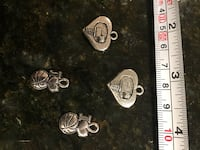 DIY charms lot for jewelry making or art craft basketball Lutherville Timonium, 21093