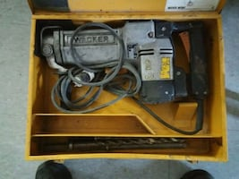 Rotery hammer drill