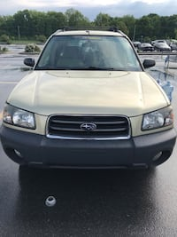 Subaru - Forester - 2003-4wd-163000miles -clean title-running and working good  Whitehall, 18052