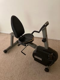 Schwinn 215p Exercise Bike