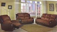 "GRAND OPENING ""SAMS FURNITURE"" 3 PIECE RECLINERS ON SALE North Highlands, 95660"