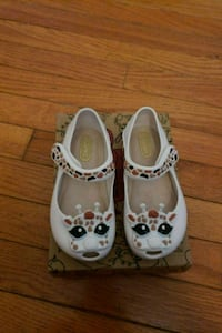 Mini melissa crow shoes toddler sz8 Silver Spring, 20906