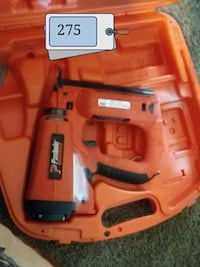 orange and black Paslode nail gun Port Richey, 34668