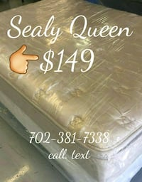 Mattress queen Las Vegas, 89109