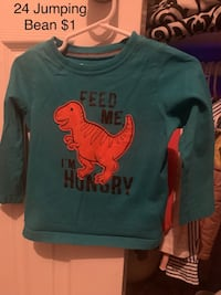 24 mo long sleeve boys  Kyle, 78640