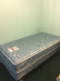 quilted white and blue floral mattress Elkridge, 21075