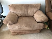 Over sized lounge chair Danbury