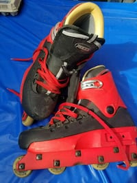 ROCES Made in Italy Stunt Rollerblades Scarborough, M1K