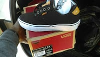Brand new vans sizes 6 and 6.5
