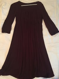 Burgundy dress Woodbridge, 22193