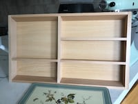 IKEA Rationell series solid wood Milton, L9T 7A1