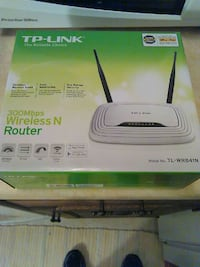 New in box, TP -Link 300Mbps Wireless N Router