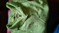 Lime green button up top 893 mi