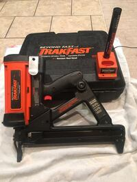 Ramset/Red Head -- TrakFast Automatic Drywall Track Fastening System Model TF1100. Saint Robert, 65584