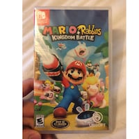 Mario Rabbids. Nintendo Switch New Sealed!  572 mi