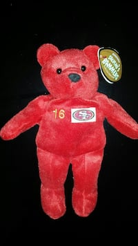 Salvino's Bammers Collectors Bear