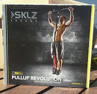 Lifeline Pullup Revolution Pro assisted pullup tra Fairfax, 22032