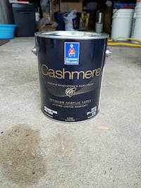 Sherwin Williams cashmere paint  tinted