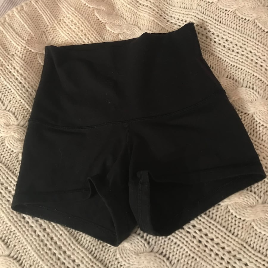 Lululemon In Movement Shorts Everlux 2.5""