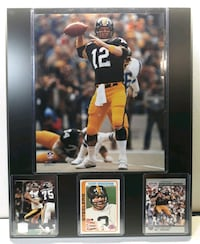 Terry Bradshaw plaque  Los Angeles, 90011