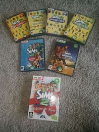 Collection sims 2 Toulouse, 31300