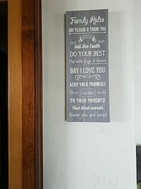 gray and white wooden quotes board Appleton, 54914