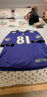 Anquan Boldin Ravens Jersey (non-stitched) Catonsville, 21228